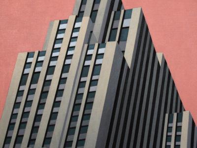 NY, 2009, olio su tela, 90x80 cm