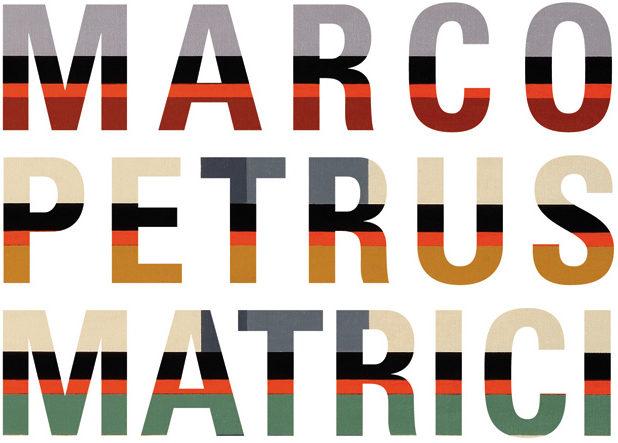 Marco Petrus Matrici 2017